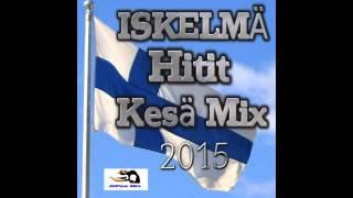 Iskelmä Hitit Kesä Mix 2015