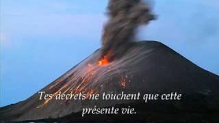 Sourate 20. Ta-Ha / Récitation en VO & Traduction en Français par Saad Al-Ghamidi