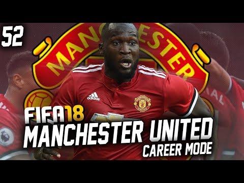 FIFA 18: Manchester United Career Mode #52 - THE DEBUTANTS