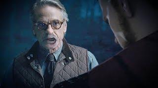 SUPERMAN Alternate Ending!   Justice League - Comic-Con Trailer