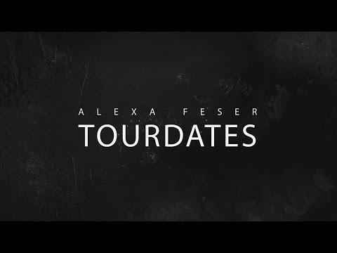 Alexa Feser - Zwischen den Sekunden Tour 2017 (Trailer)