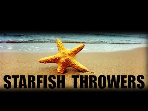 Starfish Throwers
