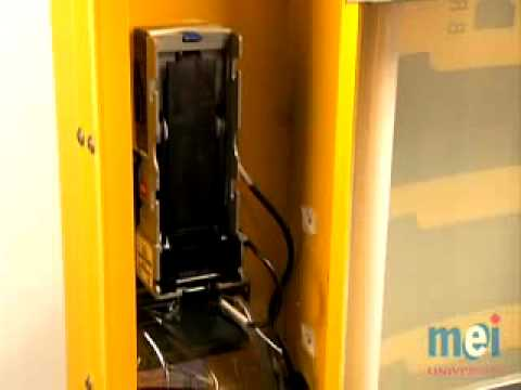 how to clean a bill acceptor