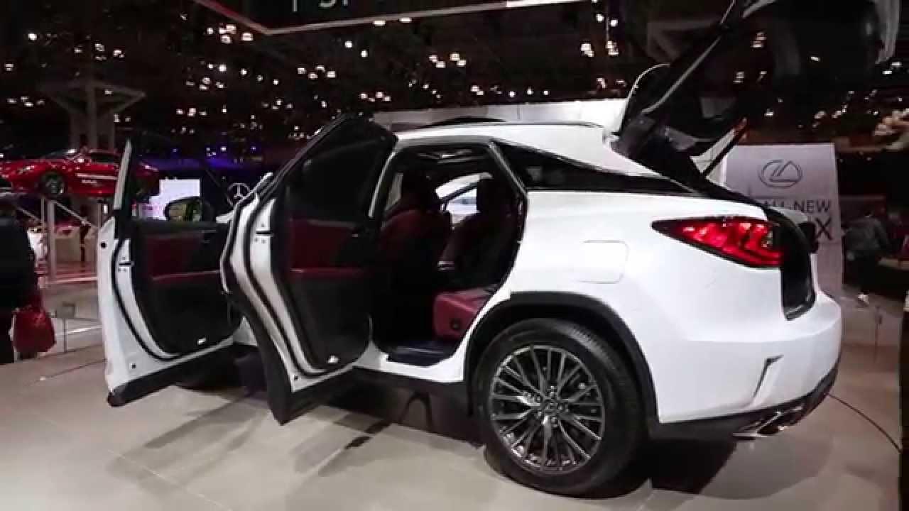 Lexus rx concept
