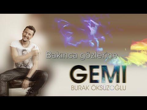 Burak Öksüzoğlu - Gemi ( Official Audio )
