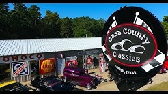 CASS COUNTY CLASSICS - Vintage Cars - Linden, TX