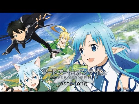 Sword art online lost song на русском
