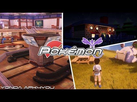 New Pokemon Games Coming Soon! Pokemon Destiny, Pokemon 3D 2019 And More - Gameplay