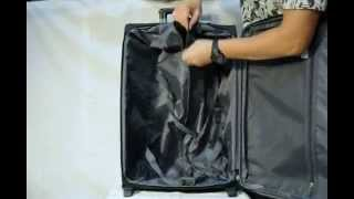 Обзор чемодана Wallaby 9041