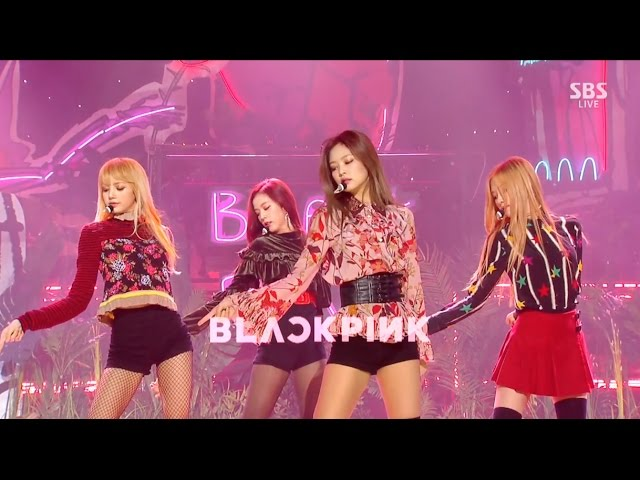 Blackpink Earn Second No 1 On World Digital Songs Debut On