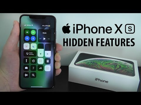 iPhone XS Hidden Features — Top 10 List