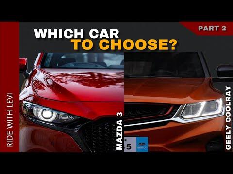 Ano ang pipiliin ko na bagong sasakyan? Geely Coolray Sport or Mazda 3 Sportsback? PART 2