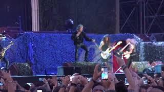 Iron Maiden - The Clansman Live @ San Siro Ippodromo Milan 9.7.2018