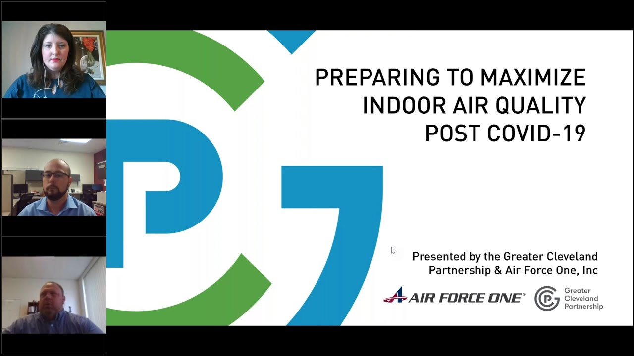 WEBINAR: Preparing to Maximize Indoor Air Quality Post COVID-19