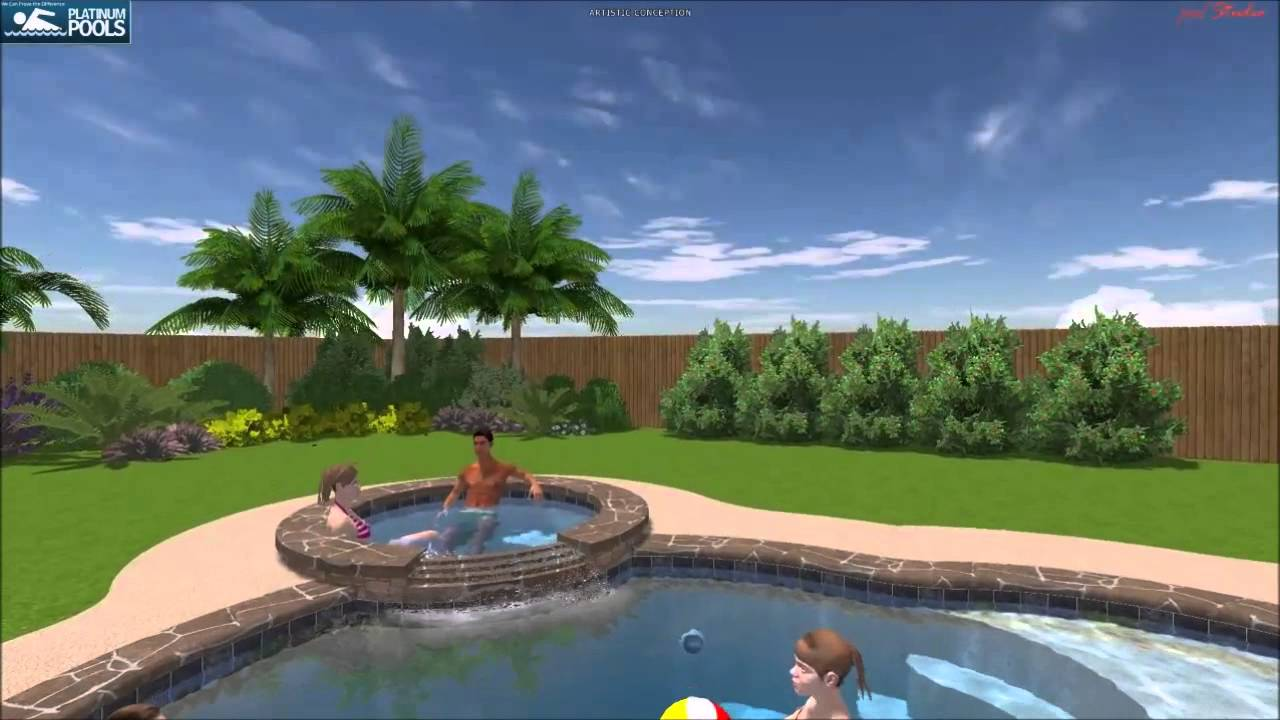 The Neal Family Platinum Pools By Ian Espada Youtube