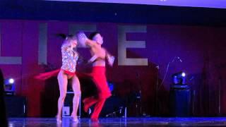 Adrián y Anita show Life 2014