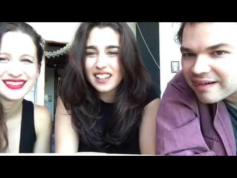 Lauren Jauregui & Marian Hill Facebook Livestream (December 8, 2016)
