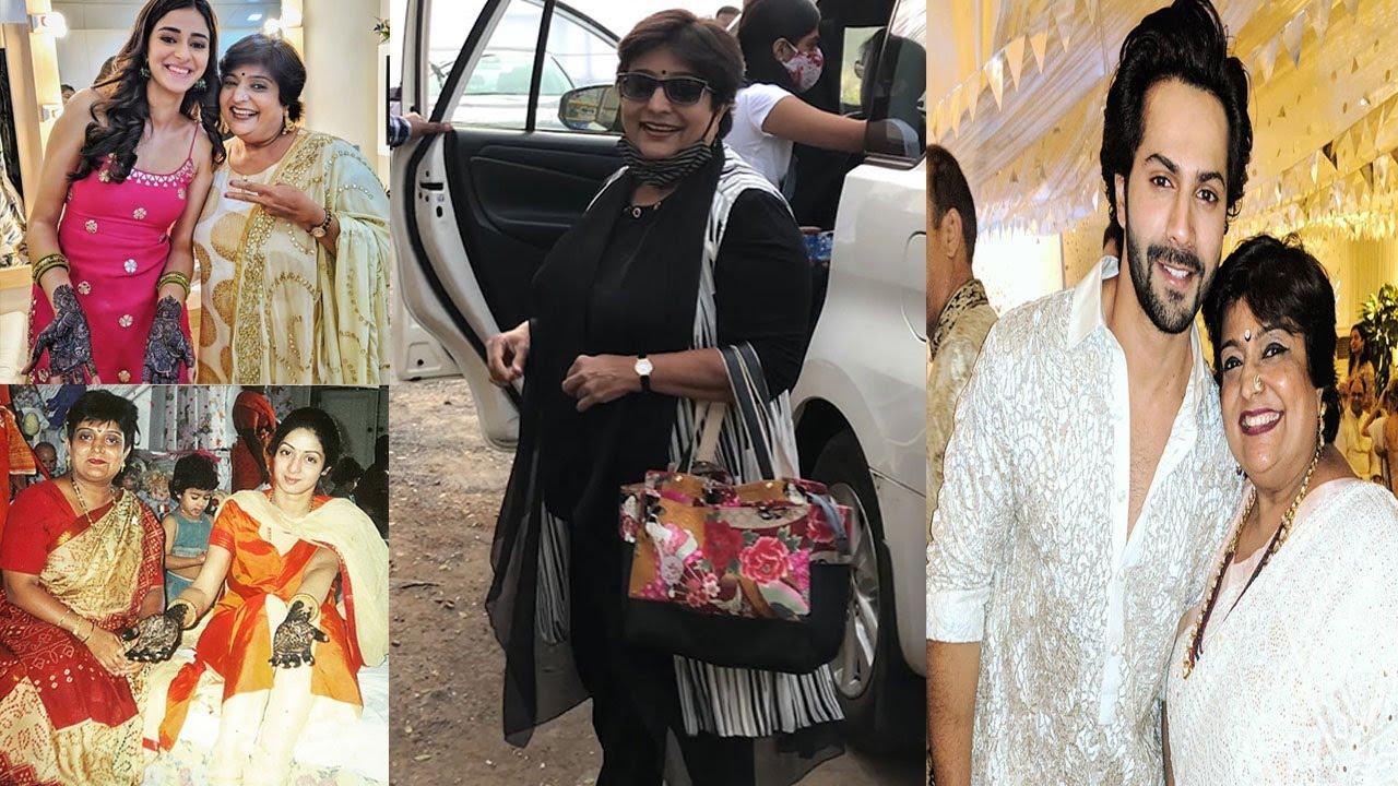 VarunKi Shaadi | Mehendi Artist Veena Nagda Arrives For Varun Dhawan Marriage | #Bachpankapyar - YouTube