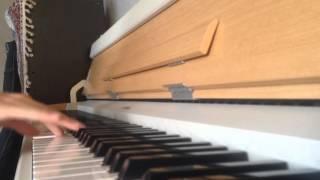 またエレカシのギターロックをピアノでカバーしました。今回も男の一発...