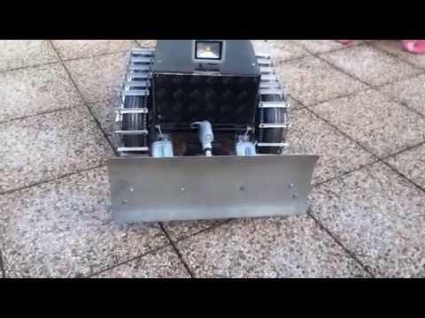 The open source Snow Plow Robot