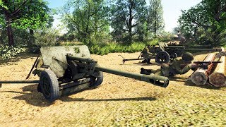BATTLE OF KURSK, RED ARMY COUNTER ATTACK | Men of War: Assault Squad 2 Gameplay