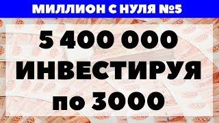 Как заработать от 1 миллиона рублей за короткий срок? [2 серия, Долина59]