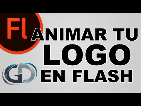 Como animar tu logo en Adobe Flash CC By @GianDesignsS