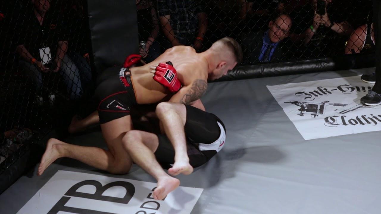 Josh Howard vs Dominic Martin Pure FC Fight Night 1