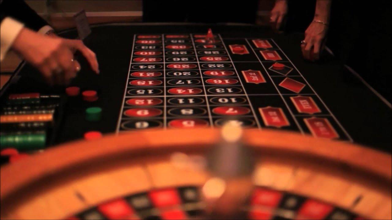Roulette Tafel Huren : Huur een roulettetafel via huren youtube