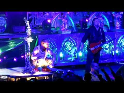 FIVE FINGER DEATH PUNCH  Coming Down  @ The Ritz Raleigh NC 10152013