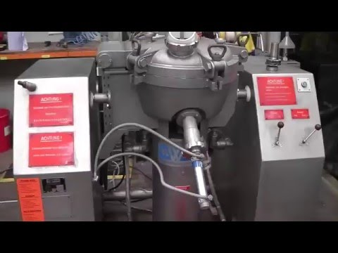 39 Ltr Wolff Universal Process Mixing Vessel