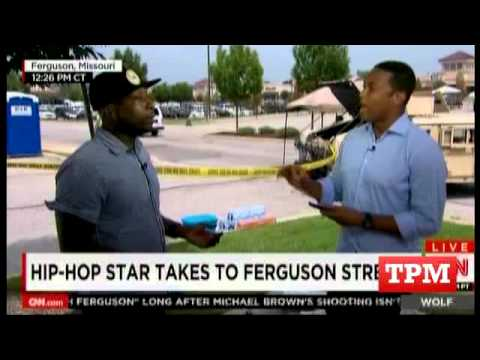 Talib Kweli Flips Out On Don Lemon Over CNN's Ferguson Coverage