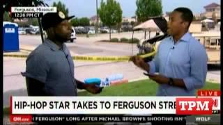 Talib Kweli Flips Out On Don Lemon Over Cnn's Ferguson Coverage