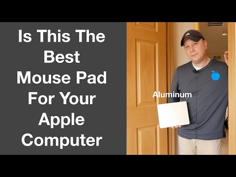 Best Cheap Mouse Pad For Apple Computers - Vaydeer Aluminum Mouse Pad