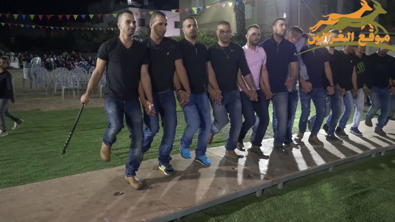 أشرف ابو الليل محمود السويطي أفراح الغزيلين كفر قرع ابو شادي