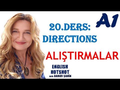 20.DERS ALIŞTIRMALARI