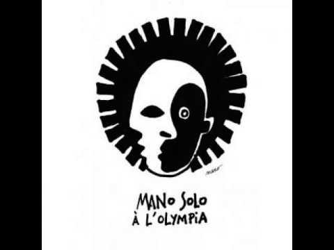 Novembre (Live) - Mano Solo