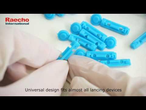 Raecho Sterile Lancets