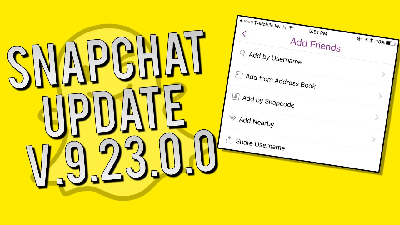 how to delete friends on snapchat new update