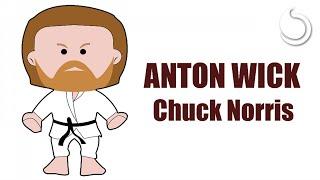 Anton Wick - Chuck Norris (Lyric Video)