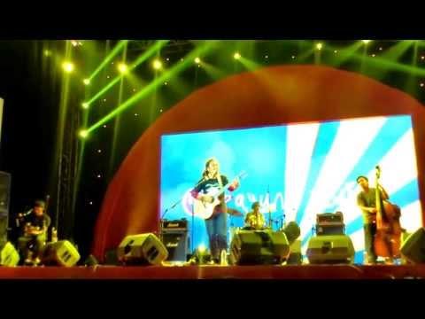 Payung Teduh - Puan Bermain Hujan (Live at Indonesia Creative Power 2013)
