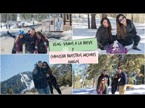 MOUNTAIN HIGH CALIFORNIA EXPERIENCIA | VLOG
