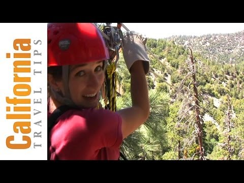 Navitat - Canopy Tours - California Zip Line