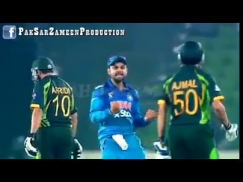 NEW 2016 pakistan cricket team song atif aaslam