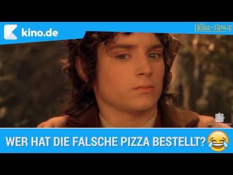 HERR DER RINGE | Synchro-Parodie: Wer hat...
