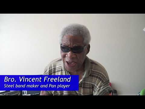Vincent Freeland interview