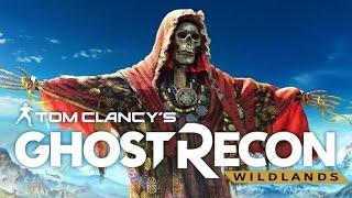 Tom Clancy's Ghost Recon: Wildlands Крутая игра от Ubisoft