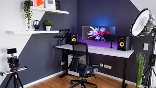 Mein neues YouTube-Studio! (Setup Tour)