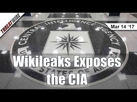 CIA Hacking Tools Released in Wikileaks Vault 7 - Threat Wire