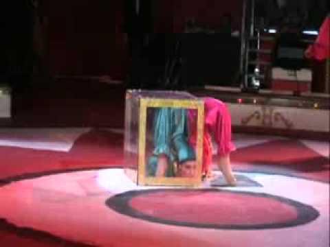 WOOOOW Unbilivable - Nice Show In circus  عرض رائع لسيرك مش طبيعي